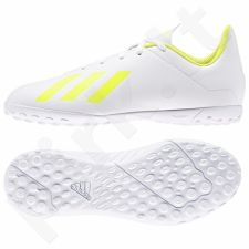 Futbolo bateliai Adidas  X 18.4 TF Jr BB9418