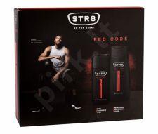STR8 Red Code, rinkinys dezodorantas vyrams, (dezodorantas 75 ml + dušo želė 250 ml)