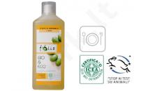 Folia INDŲ PLOVIKLIS su citrinų ir apelsinų eteriniais aliejais, 500ml su dozatoriumi