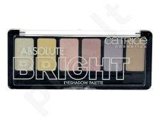 Catrice Absolute Bright akių šešėliai Palette, kosmetika moterims, 6g, (010 Candy Warhol)