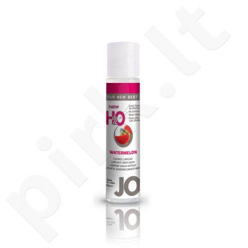 System JO - H2O lubrikantas Arbūzas 30 ml