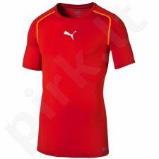 Marškinėliai Puma TB Shortsleeve Shirt Tee M 65461301