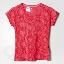 Marškinėliai Adidas Wardrobe Fun Junior AB4036