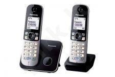 Bevielis telefonas Panasonic KX-TG6812FXB
