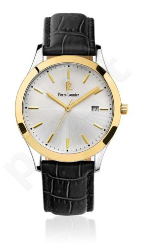 Laikrodis PIERRE LANNIER TENDENCE - STAINLESS STEEL - leather  - 40 mm - 5 ATM - RONDA515/1
