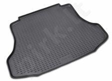 Guminis bagažinės kilimėlis HONDA Civic sedan 2006-2011 (4doors) black /N16006
