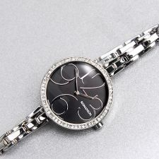 Moteriškas laikrodis Romanson RM7283 TL WBK