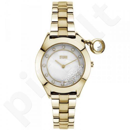 Moteriškas laikrodis STORM SPARKELLI GOLD