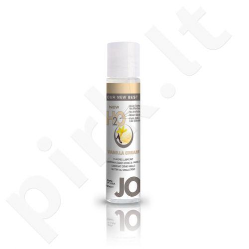 System JO - H2O lubrikantas Vaniliniai ledai 30 ml