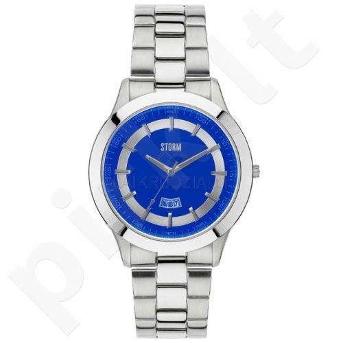 Vyriškas laikrodis Storm Mazin Lazer Blue