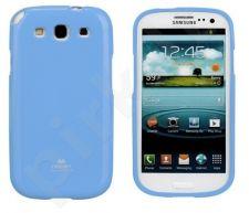 Samsung Galaxy Core dėklas JELLY Mercury sky mėlynas