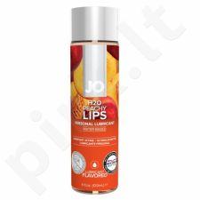 System JO - H2O lubrikantas Persikų lūpos 120 ml