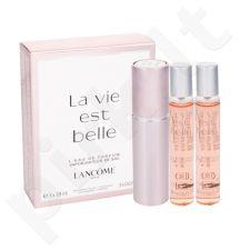 Lancome La Vie Est Belle, EDP moterims, 3x18ml