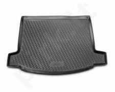Guminis bagažinės kilimėlis HONDA Civic hb 2012-> (5 doors) black /N16007