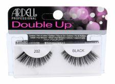 Ardell Double Up, 202, dirbtinės blakstienos moterims, 1pc, (Black)