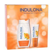 INDULONA Marigold, rinkinys kūno losjonas moterims, (kūno losjonas 250 ml + rankų kremas 85 ml)