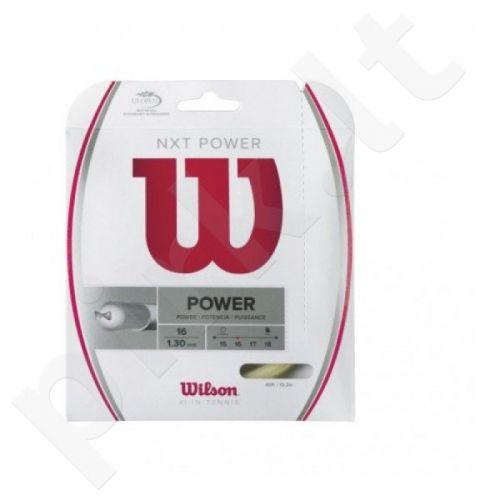 Styga teniso raketei Wilson NXT Power WRZ941600