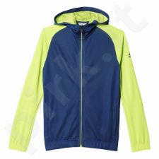 Bliuzonas  Adidas Locker Room Quarter Theme Full Zip Hoodie Junior AJ5607
