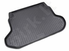 Guminis bagažinės kilimėlis HONDA CR-V 2002-2006  black /N16011