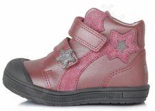 D.D. step rožiniai batai 22-27 d. da031378a