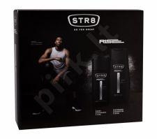 STR8 Rise, rinkinys dezodorantas vyrams, (dezodorantas 75 ml + dušo želė 250 ml)