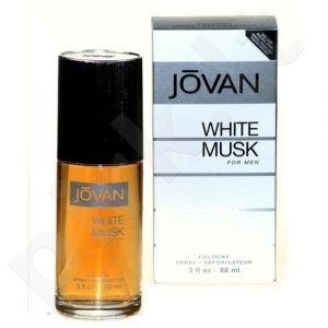 Jovan Musk, White, Eau de odekolonas vyrams, 90ml