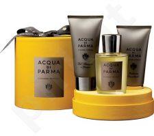 Acqua Di Parma (EDC 100 ml + 75 ml dušo želė + 75 ml balzamas po skutimosi) Colonia Intensa, rinkinys vyrams