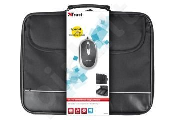 15-16'' Notebook bag & mouse