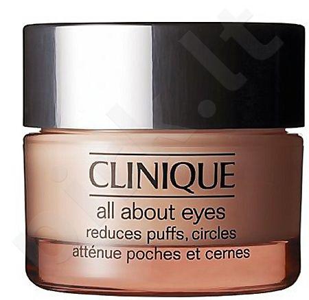 Clinique All About akių All Skin, 15ml, kosmetika moterims