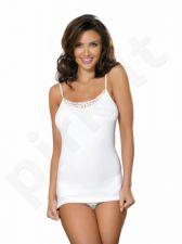 Babell medvilniniai marškinėliai IGA (baltos spalvos)
