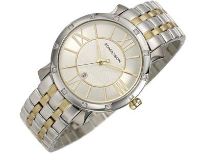Romanson Modern TM1256QL1CA11G moteriškas laikrodis