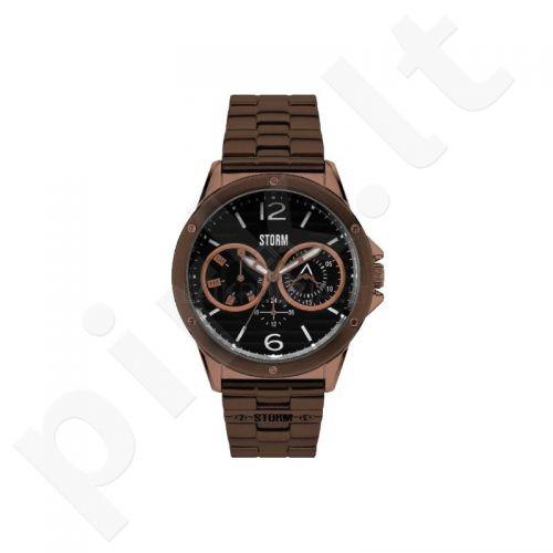 Vyriškas laikrodis STORM Aztrek Brown