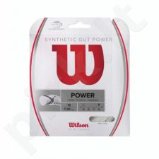 Styga teniso raketei Wilson Synthetic Gut Power 15