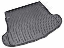 Guminis bagažinės kilimėlis HONDA CR-V 2007-2012 black /N16013