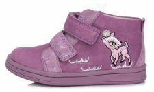 D.D. step violetiniai batai 22-27 d. da031354a