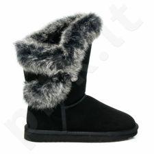 SINLY Žieminiai odiniai auliniai batai