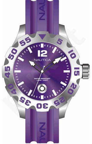 Laikrodis NAUTICA  BFD 100 - - DATA - - WR : 100mt