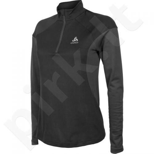 Marškinėliai bėgimui  ODLO Midlayer 1/2 Zip Versilia W 347811/60056