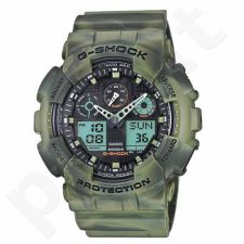Vyriškas laikrodis Casio G-Shock GA-100MM-3AER