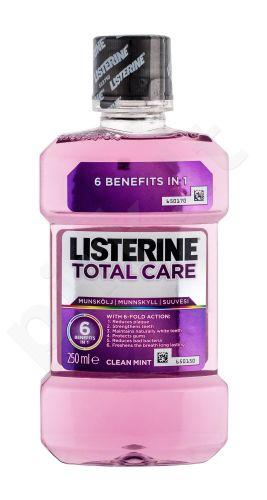 Listerine Mouthwash, Total Care, burnos skalavimo skytis moterims ir vyrams, 250ml