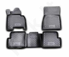 Guminiai kilimėliai 3D MERCEDES-BENZ G-Class W463 2007->, 4 pcs. /L46020