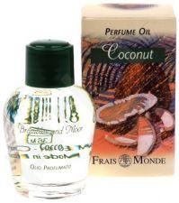 Frais Monde Coconut Perfume Oil, parfumuotas aliejus moterims, 12ml