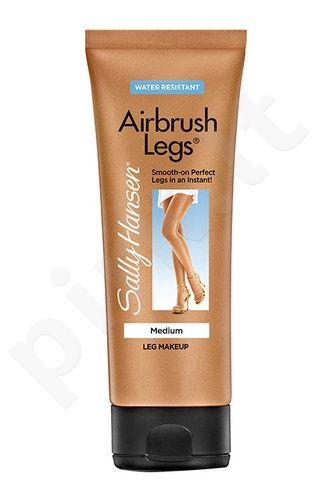 Sally Hansen Airbrush Legs Makeup Fluid, kosmetika moterims, 118ml, (Medium)