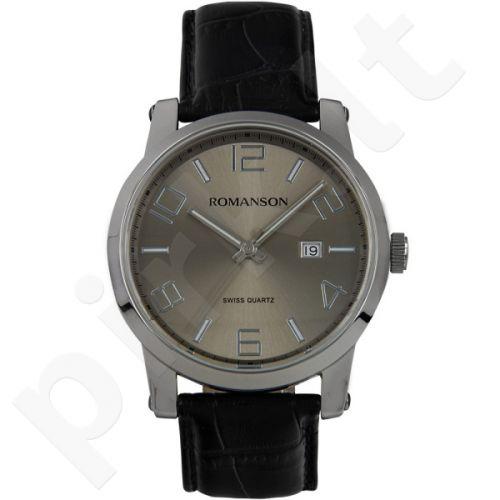Vyriškas laikrodis Romanson TL0334 MW BK