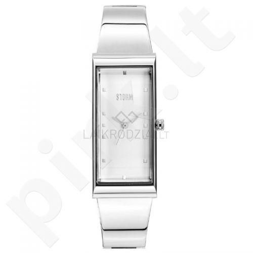 Moteriškas laikrodis Storm Dexin Silver