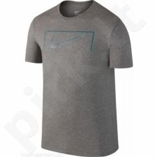 Marškinėliai Nike Swoosh Goal Tee M 805583-063