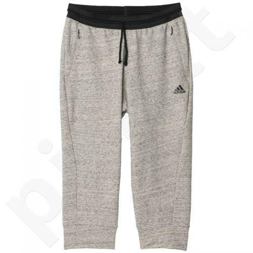 Sportinės kelnės Adidas Cotton Fleece 3/4 W S93962