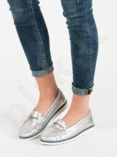 FILIPPO Laisvalaikio batai Odiniai Mokasinai