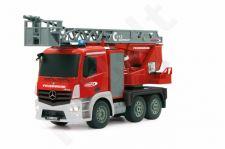 Radio bangomis valdomas Fire fighter Mercedes-Benz Antos 2,4 GHz