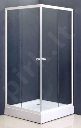 Dušo kabina S837 100x100 fabric